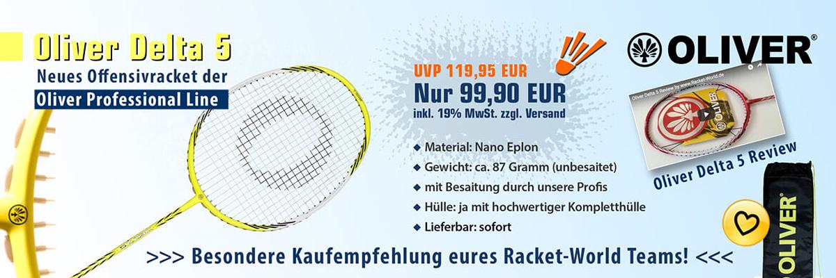Badmintonschläger für Reinbek - Racket-World: Badminton & Squash Online Shop, Badmintonschuhe, Badmintonschläger, Badmintonbekleidung, Bälle